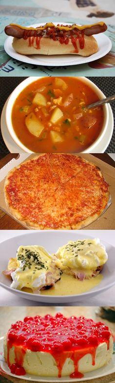 Cinque piatti tipici da provare a New York