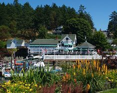 Roche Harbor, San Juan Islands, WA  One of our favorite destinations each summer growing up - boating in the islands!