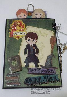 Harry Potter Flipbook