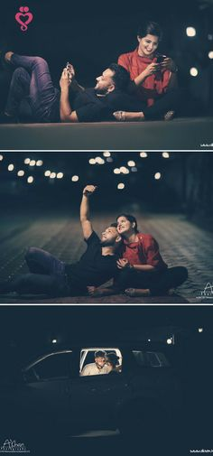 """A'Khan Photography """"Portfolio"""" - Love Story Shot Night Atmosphere - Bride and Groom in a Nice Outfits. Best Locations WeddingNet #weddingnet #indianwedding #lovestory #photoshoot #inspiration #couple #love #destination #location #lovely #places"""