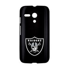 Oakland Raiders Motorola Moto G (1st Generation) Case
