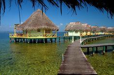 Bocas Del Toro Hotels | Fotos de Hotel Aqualodge Punta Caracol - Bocas del Toro - 321720