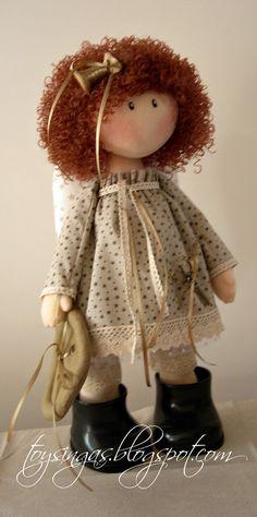 Dreams Come True ~ Handmade Doll