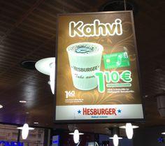 Kahvi S-Etukortilla 1,10 €