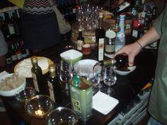 "Wine tasting at ""Pantopoleion"" | Discover the best Greek wine varieties! http://www.athenswalkingtours.gr/culinary-tours-athens #greekfood #greekcuisine"