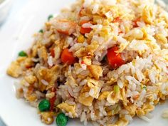 Try this Instant Pot-Homemade Chinese Food-Chicken Fried Rice recipe, or contribute your own. Homemade Chinese Food, Chinese Chicken Recipes, Asian Recipes, Nasi Goreng, Instant Pot Pressure Cooker, Pressure Cooker Recipes, Pressure Cooking, Slow Cooker, Rice Recipes