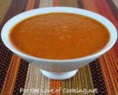For the Love of Cooking » Roasted Tomato Vinaigrette and Giveaway Winner!