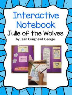 teaching julie of the wolves on pinterest wolves comprehension questions and novels. Black Bedroom Furniture Sets. Home Design Ideas