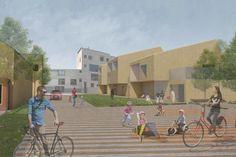 Tuusula 2020 - Asuntomessut Townhouse, Street View, Historia, Terraced House
