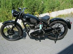 Matchless G3L '49 British Motorcycles, Triumph Motorcycles, Vintage Motorcycles, Bobber Chopper, Classic Bikes, Vintage Bikes, Motorbikes, Sidecar, Collection