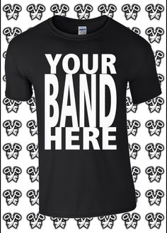 12 piece One Colour ink Band Merch/Business Promo T-shirts by PlunderingProduction on #Etsy #UK only Get in touch with us about your requirements or our over deals we have to offer. #SmallBusiness #ScreenPtinting #ScreenPrinter #BandMerch #MerchWear #PromoWear #BusinessWear