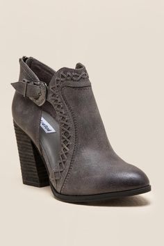 Not Rated Junior Chopout Ankle Boot
