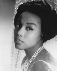 Diahann Carroll, circa 1955-1965.