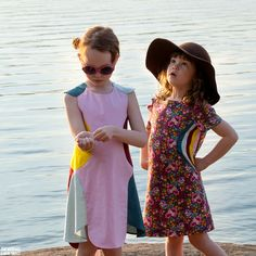 Sewing Like Mad: Stylo 4 - Sun Kissed Sun Kissed, Sewing Patterns, Kids Fashion, Mad, Girl Outfits, Children, Girls, Clothing, Blog