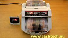 Cashtech 160 bill counter