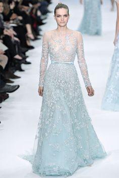 Elie Saab - Spring/Summer 2012 Couture