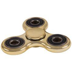 Fidget Spinner - Hand Spinner - Metallic Goud