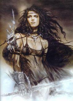 amazon warrior..