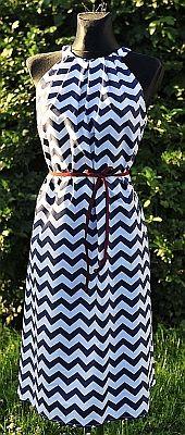 Patron gratuit de robe T32-52 - Szablon do pobrania, free sewing pattern.