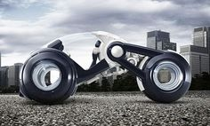 Eco Cars: Peugeot RD concept shows the future of urban transportation