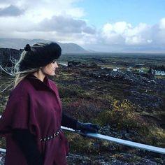 Kristina Krøvel kriskrov iceland island Iceland Island, Instagram Story, Instagram Posts, Bomber Jacket, Videos, Image, Fashion, Moda, Fashion Styles
