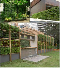 vertical garden - jardin vertical