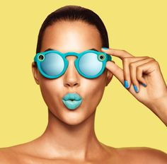 These Snapchat glasses so you never have to stop Snapchatting. | 39 Expensive-Ass Gifts You Wish You Could Afford
