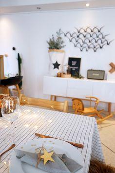 Ma table de fête d'inspiration scandinave & Kinfolk