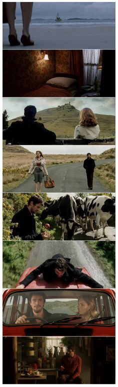 "Leap Year. One of my most absolute favoritest movies ever <3 ""Put it in the wash, it'll be grand!"""