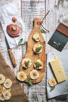 Pancetta, Sage, + Apple Crisps   Adventures in Cooking
