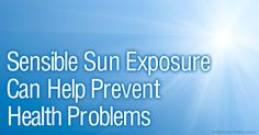 According to research, the benefits you get from proper sunlight exposure may outweigh the potential skin cancer risk. http://articles.mercola.com/sites/articles/archive/2013/07/01/vitamin-d-benefits.aspx