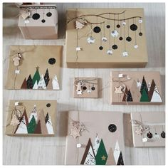 available in the christmas. Da kann ich - Salzteig Weihnachten -Gifts available in the christmas. Creative Gift Wrapping, Present Wrapping, Creative Cards, Christmas Gift Wrapping, Christmas Time, Gift Wraping, Christmas Decorations, Christmas Ornaments, Christmas Presents