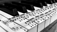 Black and White Piano Music Notes Wallpaper Piano Bar, Piano Keys, Music Wallpaper, Wallpaper Backgrounds, Macbook Wallpaper, Pretty Backgrounds, Computer Wallpaper, Screen Wallpaper, Phone Wallpapers