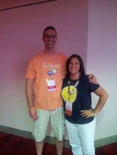 Mike Clouse, he is super tall!