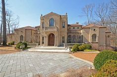 Italian style home :: Memphis, Tennessee