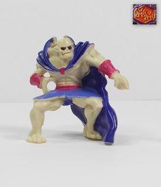 Mighty Max Head to Head with Hydra - Skullmaster - Bluebird Toys 1994 (2)