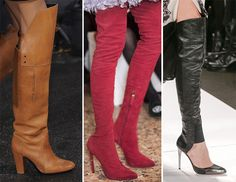 Fall/ Winter 2013-2014 Shoe Trends - like the brown ones