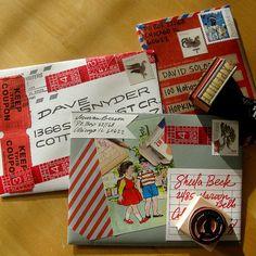 artful envelopes