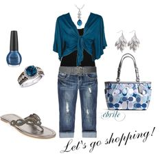 A fashion look from February 2012 featuring BKE core tops, Almost Famous and Beach Collection flip flops. Browse and shop related looks.