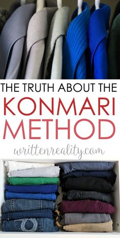 Need help cleaning house? Here's the surprising truth about the KonMari method. What I learned a year later after my attempt to declutter and organize my home.