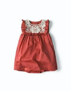 CROCHET DRESS - Dresses - Baby girl (3-36 months) - Kids - ZARA United States
