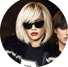 Rita Ora for DKNY. FW 2014