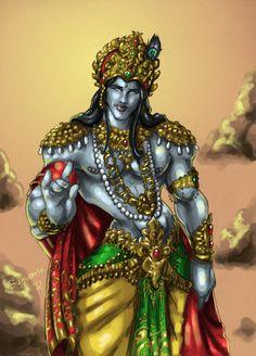 Lord Krishna by Guytoonist on DeviantArt Krishna Love, Krishna Art, Krishna Images, Radhe Krishna, Krishna Songs, Krishna Quotes, Ram Bhajan, Hare Krishna Mantra, Krishna Bhajan