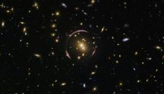 LOOK: The Hubble Space Telescope Just Captured An 'Einstein Ring' | Tech Times