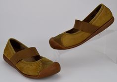Keen Sienna Women's Size 7 M Brown Leather Mary Jane Shoes  #KEEN #MaryJanes #Casual