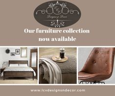 Our new furniture Collection Furniture Collection, New Furniture, Ottoman, Home Decor, Style, Swag, Decoration Home, Room Decor, Home Interior Design