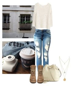 """""""Untitled #297"""" by mercedes-designs on Polyvore featuring MANGO, Rebecca Minkoff and Rick Owens"""
