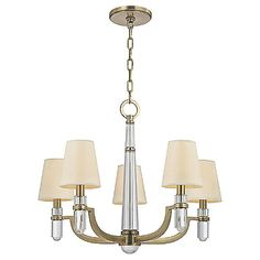 Dayton Chandelier by Hudson Valley Lighting at Lumens.com Crystal Ball, Clear Crystal, Ceiling Fixtures, Ceiling Lights, Silk Material, Hudson Valley Lighting, Decorating Ideas, Chandelier, Traditional