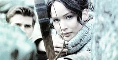 Hunger Games / Catching Fire / Gale / Katniss