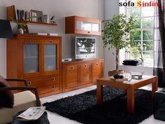 Sofassinfin.es Mueble de salón la de Colección Crea-2 fabricados por Jimenez Viso.